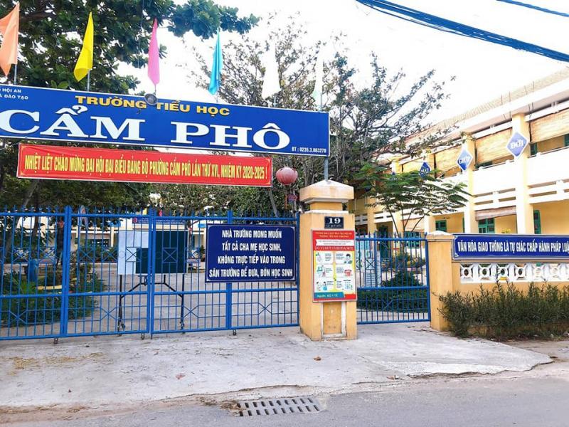 Trường Tiểu Học Cẩm Phô
