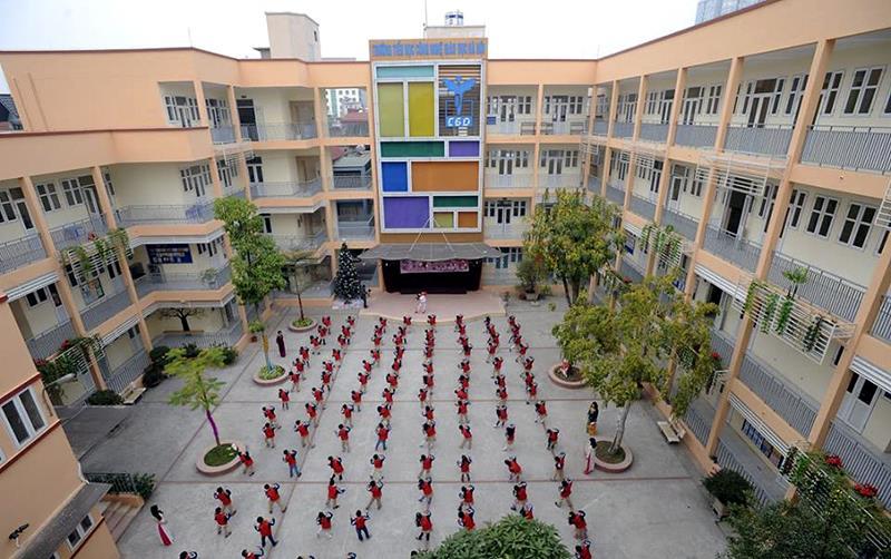 Trường tiểu học công nghệ giáo dục Hà Nội