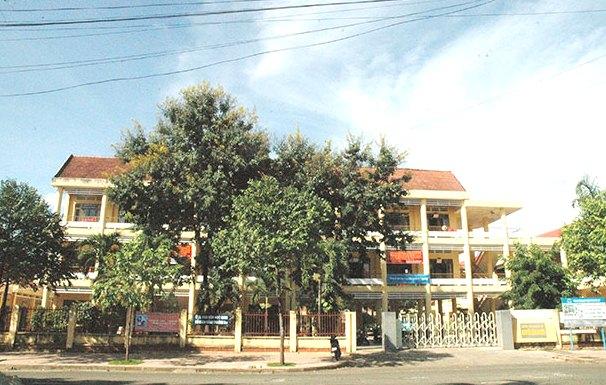 Trường Tiểu học dân lập Nguyễn Bỉnh Khiêm