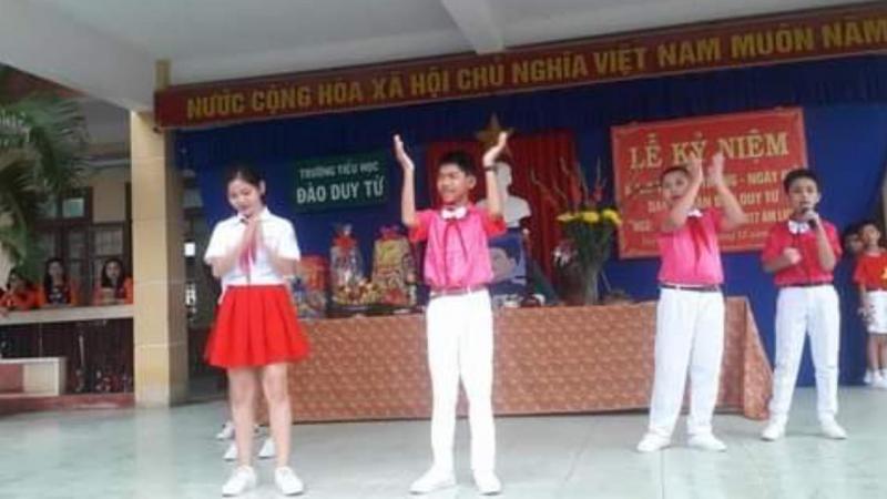 Trường Tiểu học Đào Duy Từ