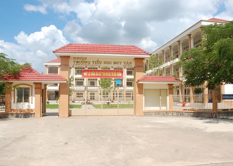 Trường Tiểu học Duy Tân