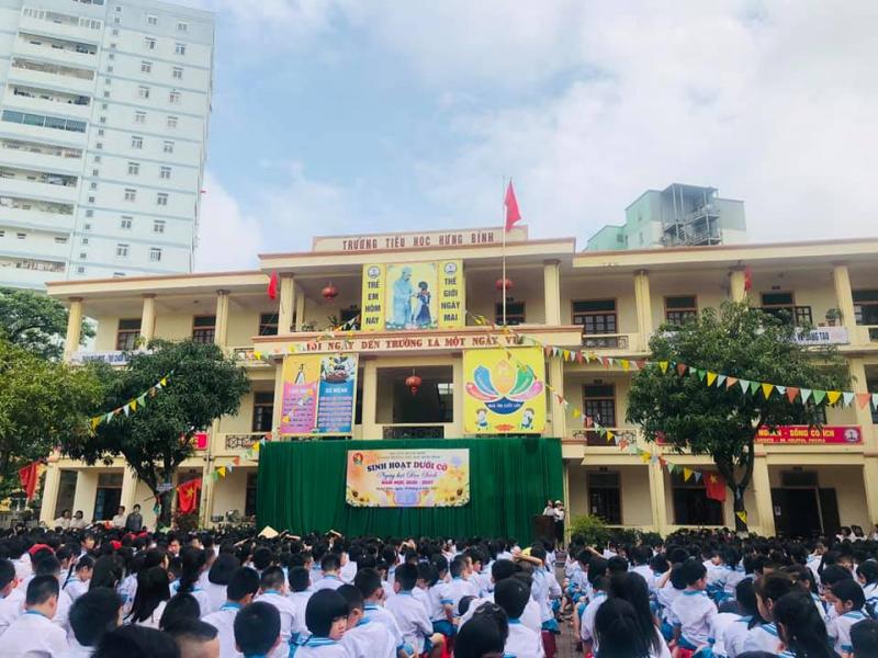 Trường Tiểu Học Hưng Bình