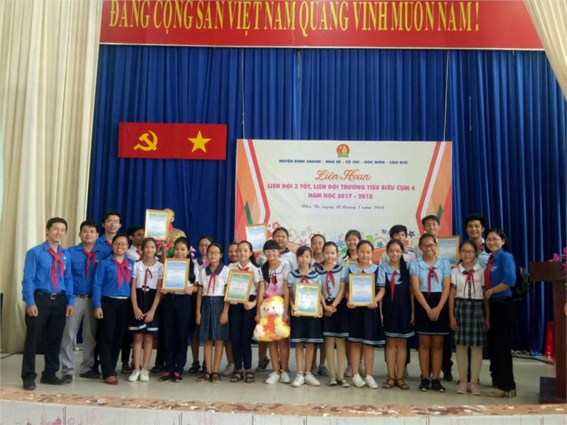 Trường Tiểu học Lộc Thành B