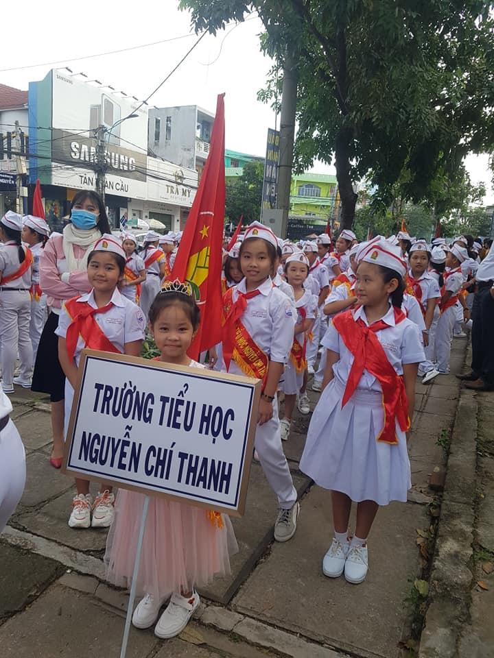 Trường Tiểu Học Nguyễn Chí Thanh