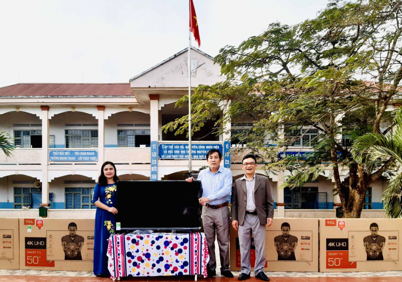 Trường tiểu học Nguyễn Lương Bằng