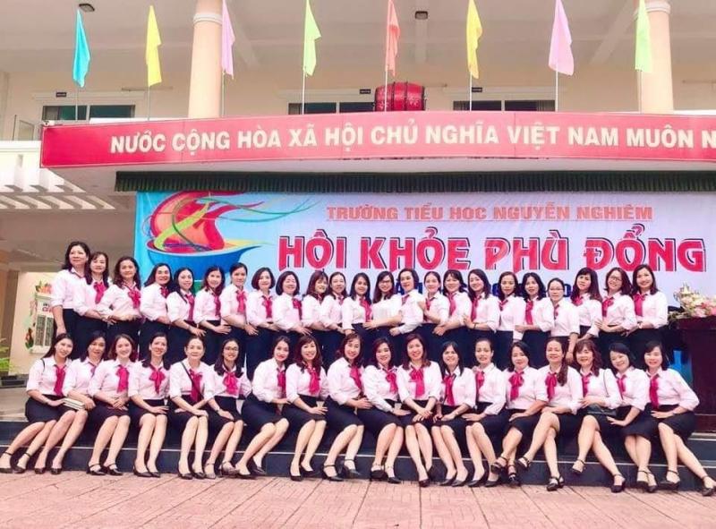 Trường Tiểu học Nguyễn Nghiêm