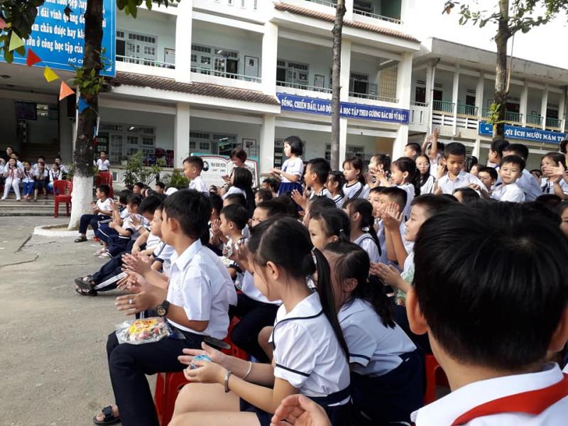Trường Tiểu Học Phan Đình Phùng