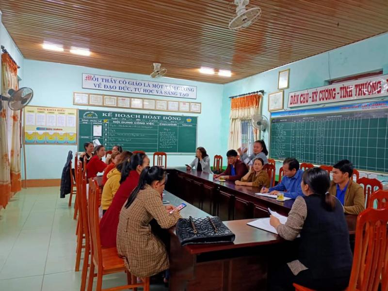 Trường Tiểu Học Quảng Kim