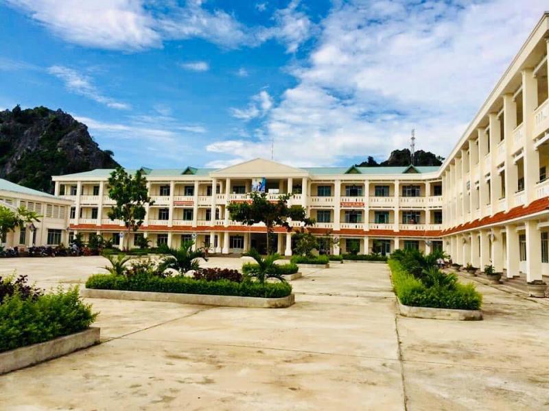 Trường Tiểu Học Quảng Tiên