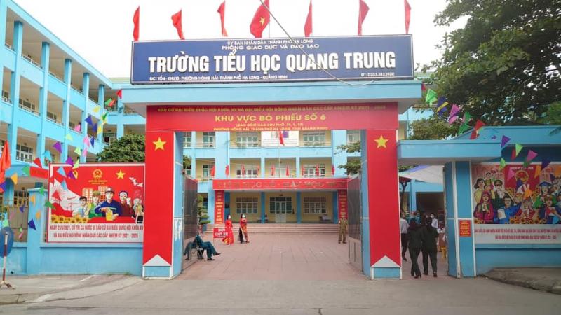 Trường Tiểu học Quang Trung