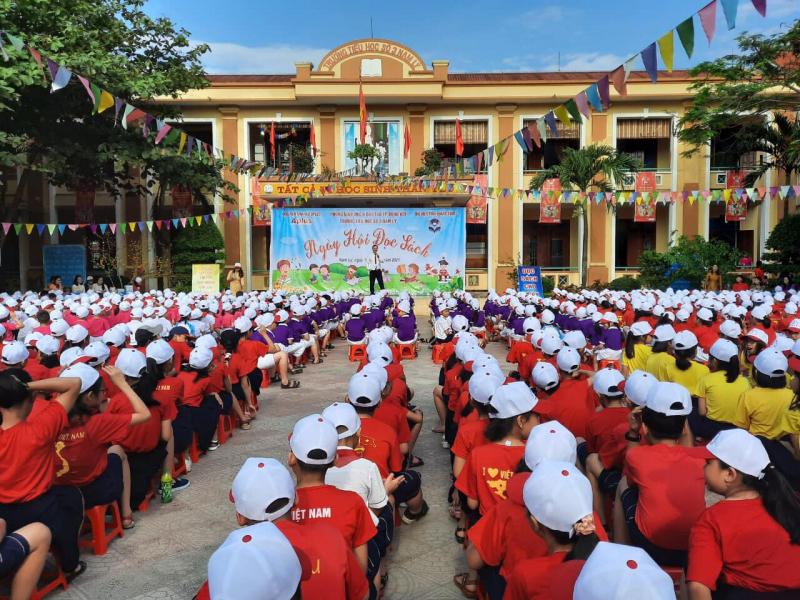 Trường Tiểu học số 3 Nam Lý
