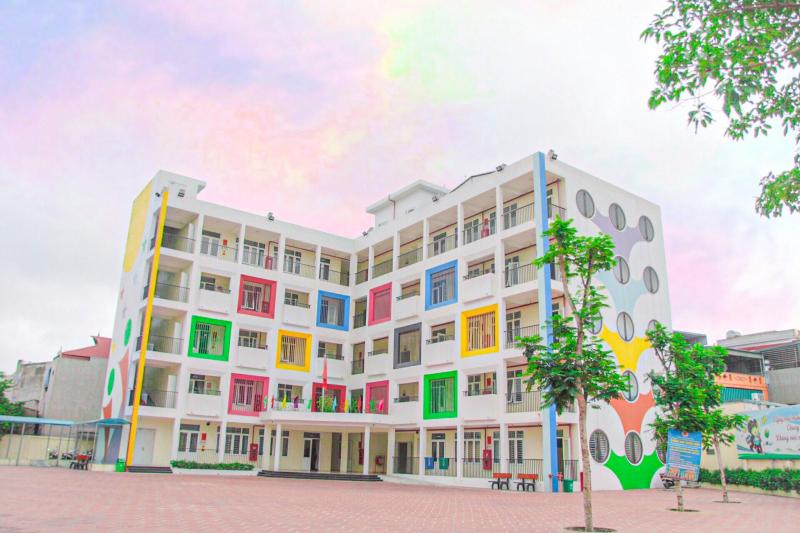 Trường Tiểu học Tân Phú Khang