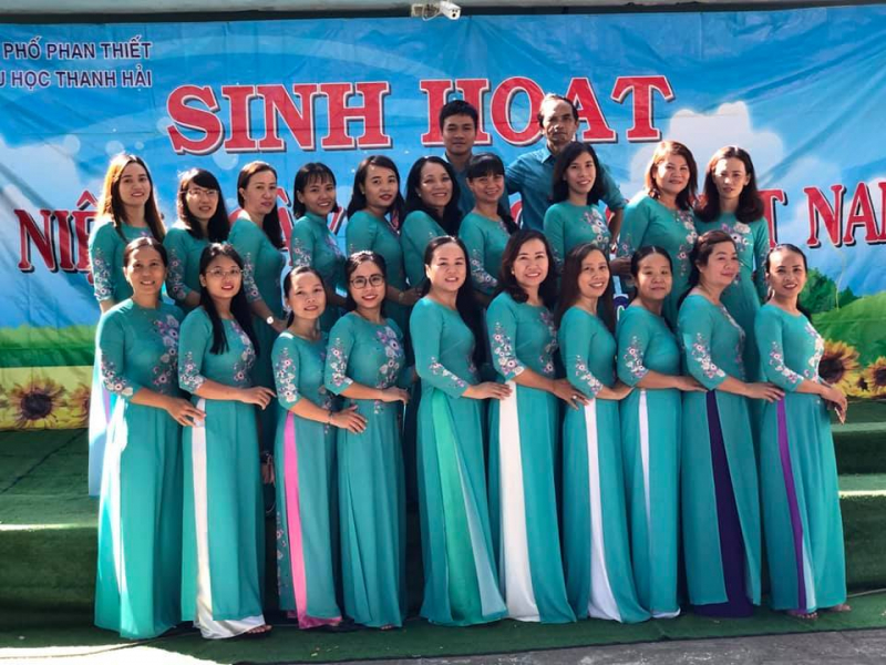 Trường Tiểu học Thanh Hải