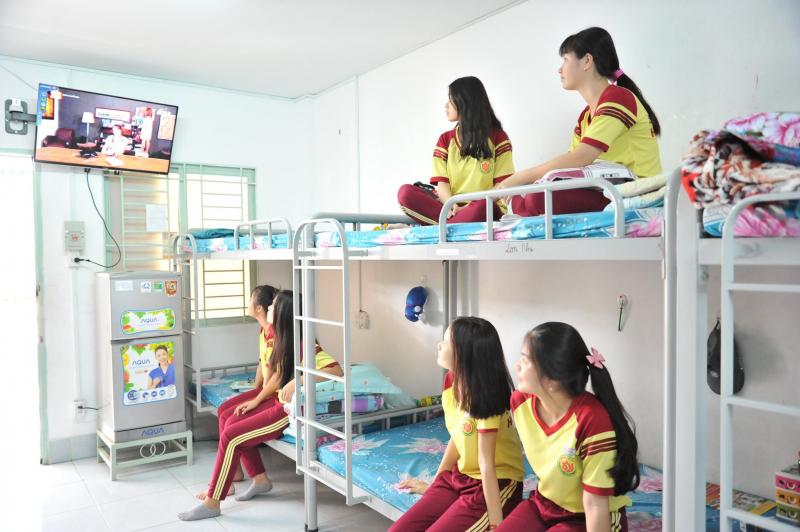 Trường THCS-THPT Hoa Sen