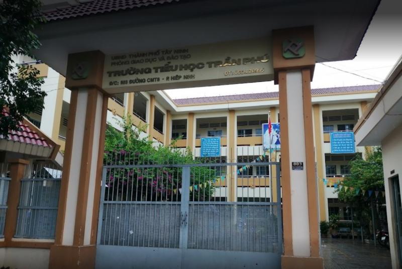 Trường Tiểu học Trần Phú - Tây Ninh