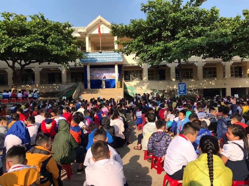 Trường Tiểu học Trần Quốc Toản