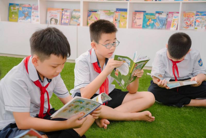 Trường Tiểu học Việt Anh - TP Vinh