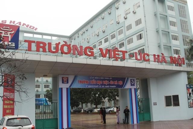 Trường tiểu học Việt - Úc