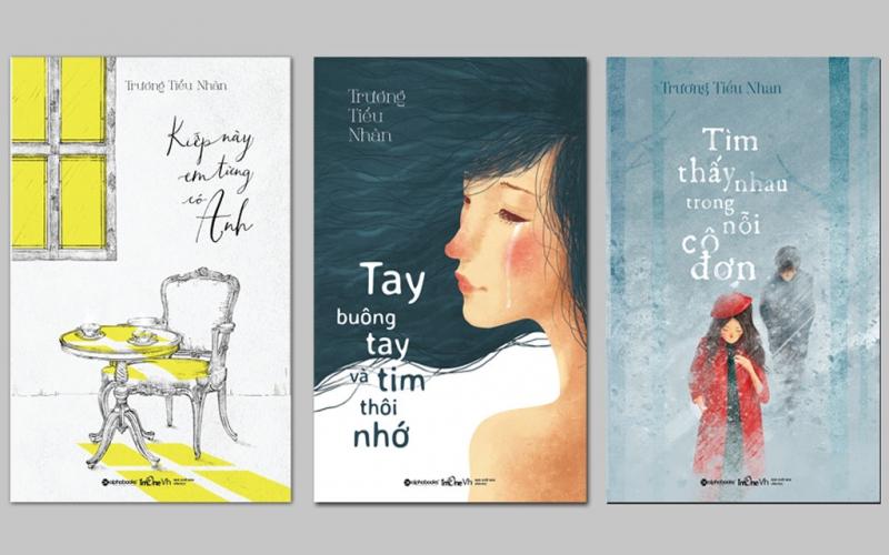 3 cuốn sách đã xuất bản ở Việt Nam