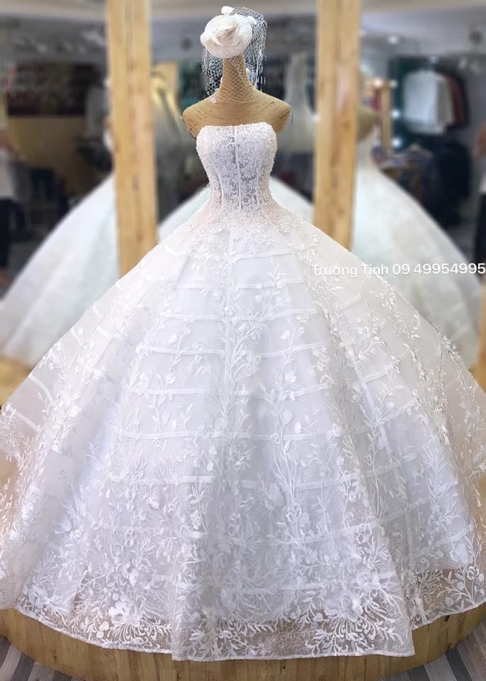Trương Tịnh Wedding