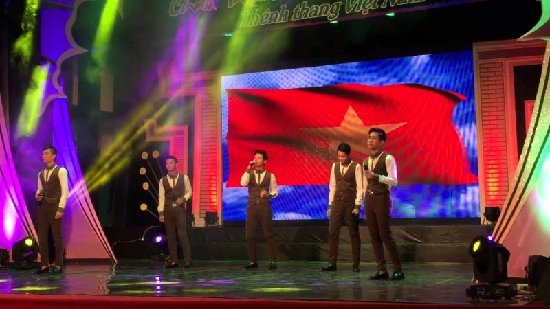 Đại học Văn hóa Nghệ thuật Quân đội tham gia chương trình Giai điệu tự hào trên VTV