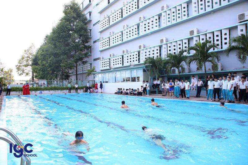 Trường Trịnh Hoài Đức - Đồng Nai