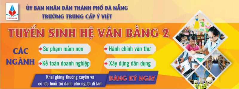 Trường Trung Cấp Chuyên Nghiệp Ý Việt