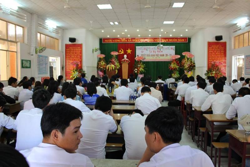 Trường Trung cấp GTVT Miền Nam