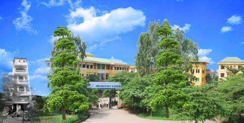 Trường Trung cấp Kinh tế - Du lịch Hoa Sữa
