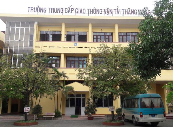 Trường Trung cấp Giao thông vận tải Thăng Long