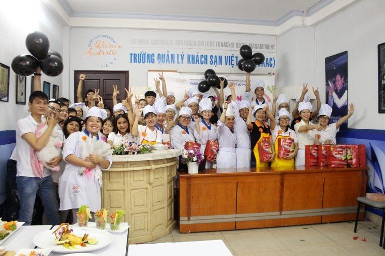 Hội thi nấu ăn VAAC năm 2016