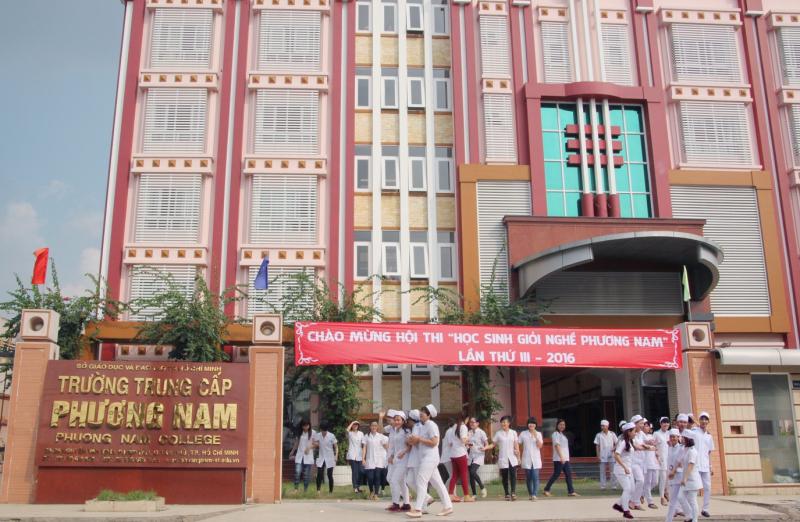 Trường trung cấp Phương Nam