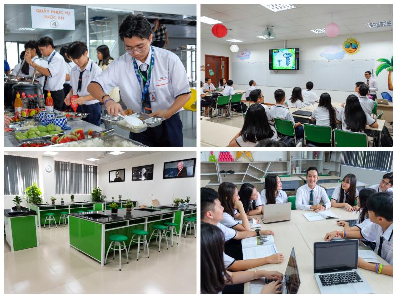 Trường Trung học phổ thông FPT - Cần Thơ