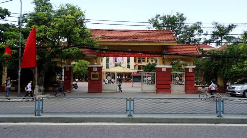 Trường Trung học phổ thông Lê Quý Đôn, Thái Bình