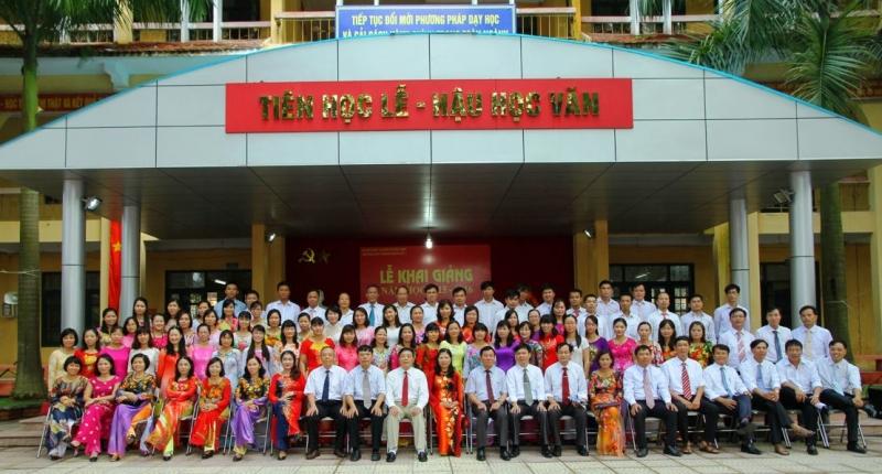 THPT Thuận Thành số 1