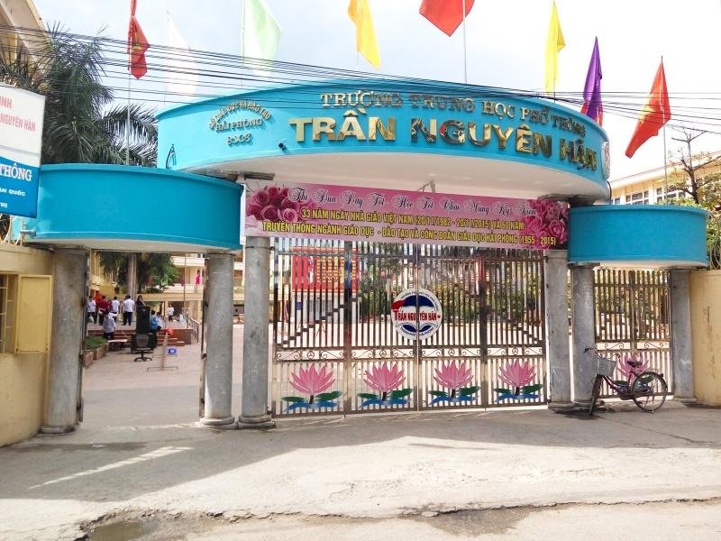 Trường Trung học phổ thông Trần Nguyên Hãn
