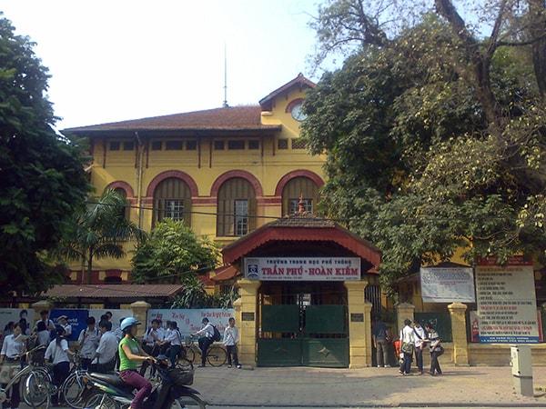 Trường Trung học Phổ thông Trần Phú