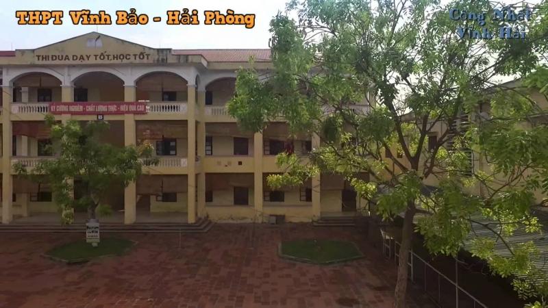 Trường Trung học phổ thông Vĩnh Bảo