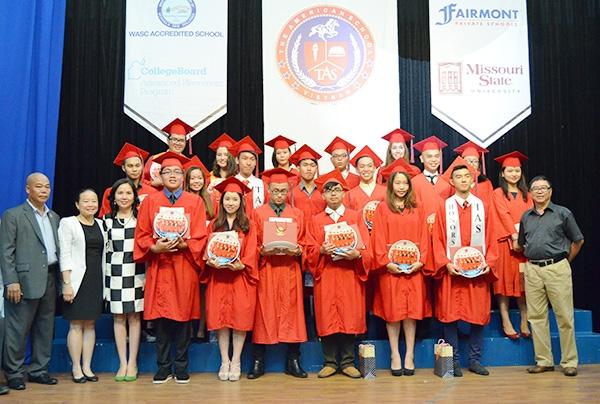 Trường Trung Học Quốc tế The American School – TAS