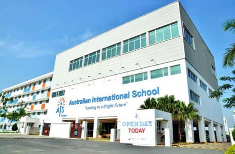Trường Trung Học quốc tế Úc - AIS