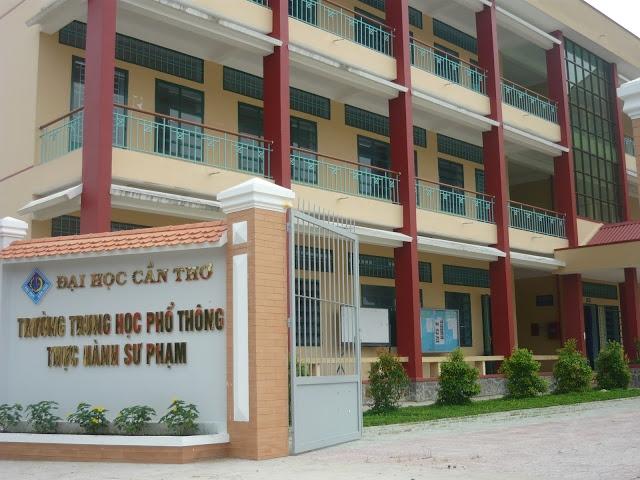 Trường THPT thực hành sư phạm