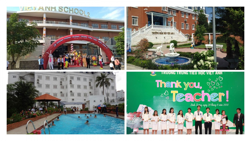 Trường mầm non Việt Anh 1