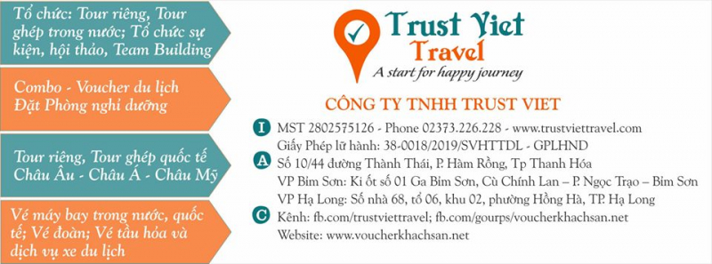 Trust Viet Travel