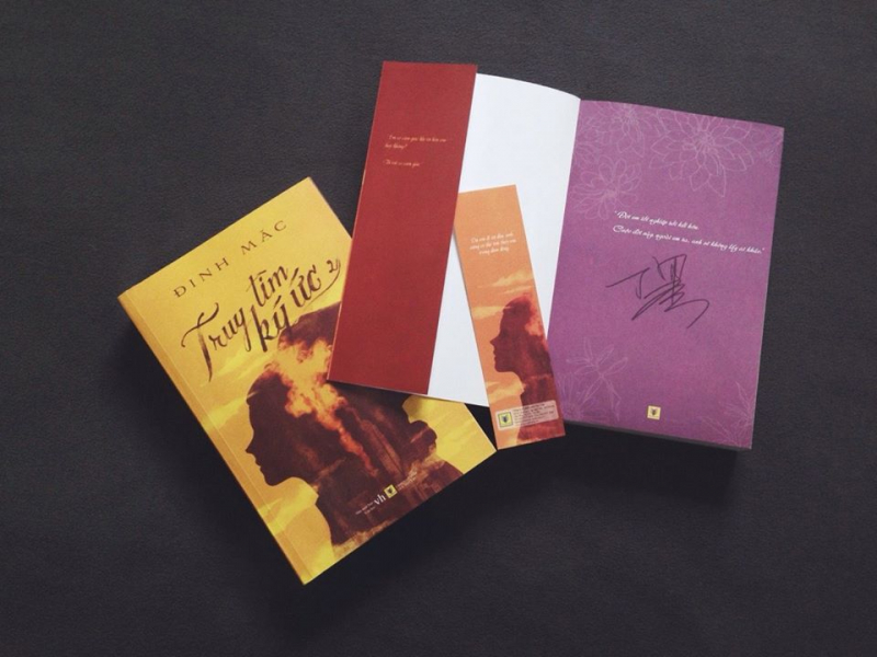 Top 10 cuốn tiểu thuyết hay nhất của tác giả Đinh Mặc mới nhất 1