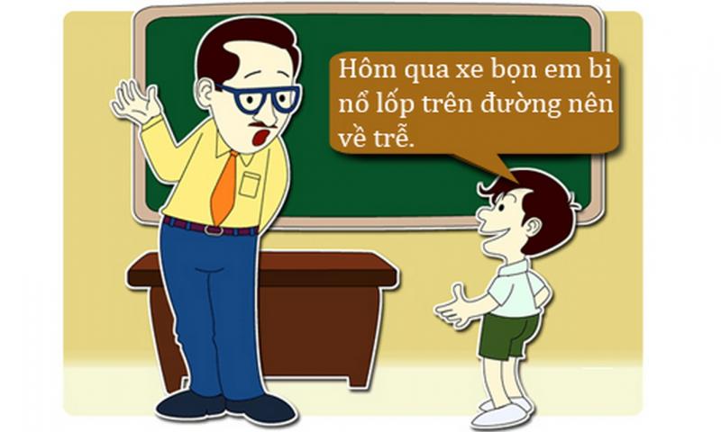 Truyện cười ngắn về thầy cô số 3
