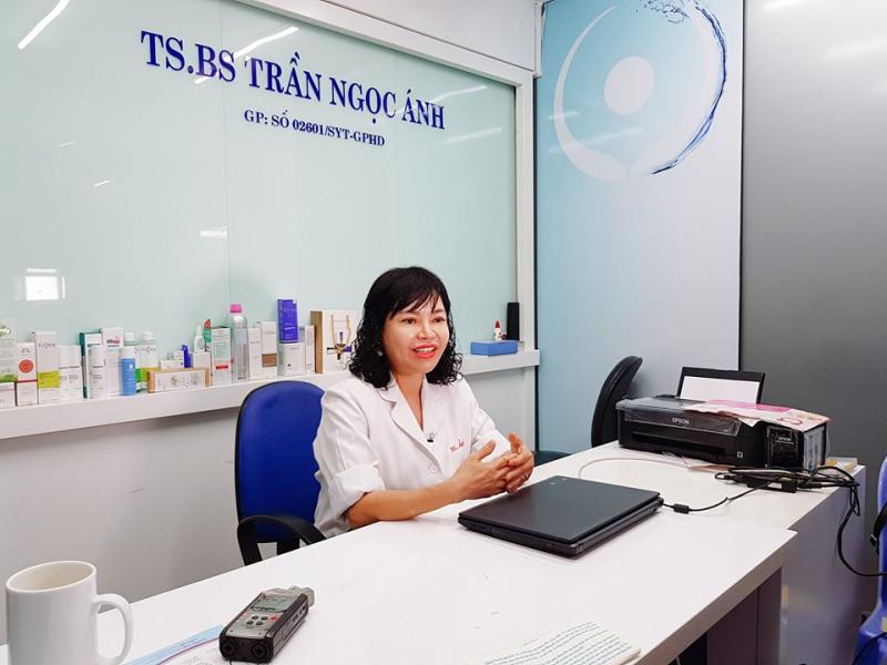 Phòng khám của TS.BS. Trần Ngọc Ánh