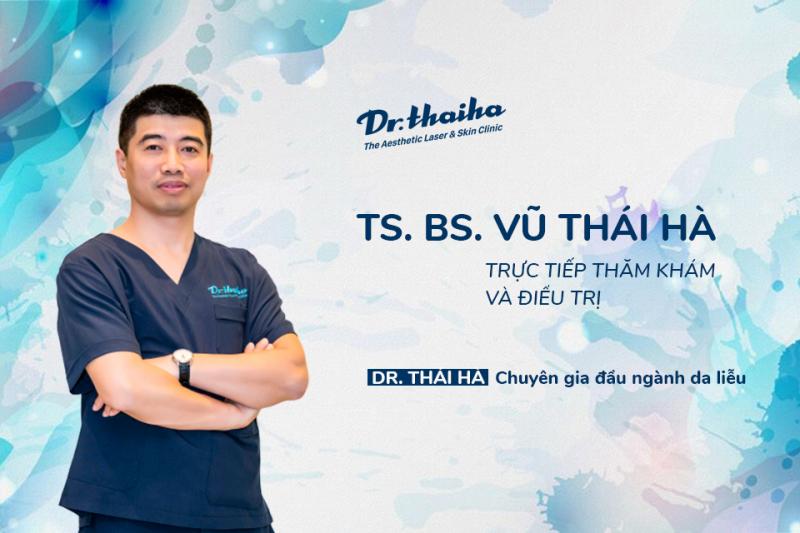 TS.BS Vũ Thái Hà