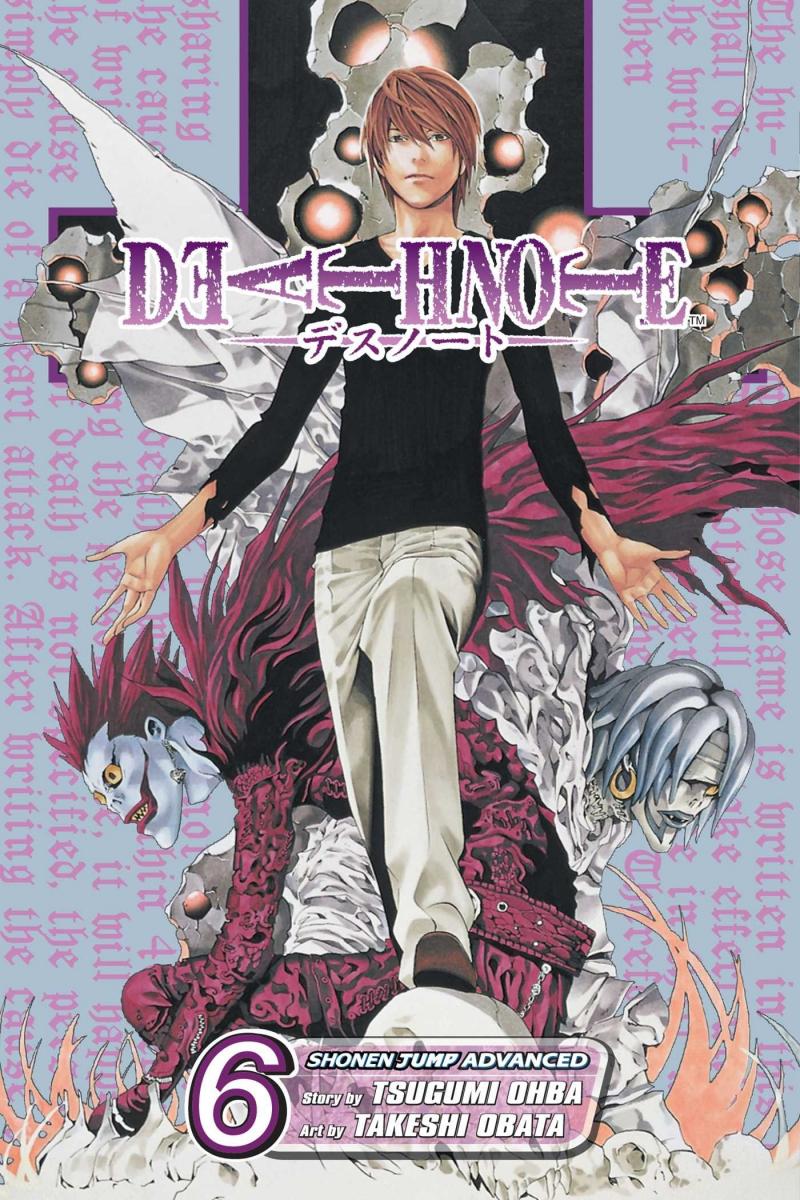 Tác giả Tsugumi Ohba với bộ truyện Death Note