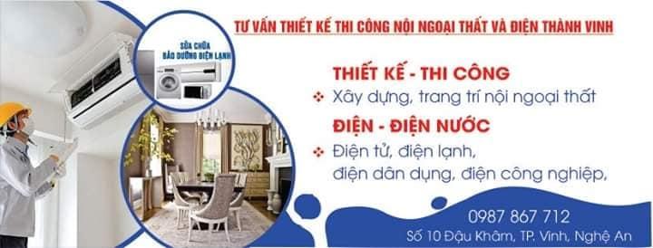 T.T Sửa chữa điện nước Vinh - Nghệ An