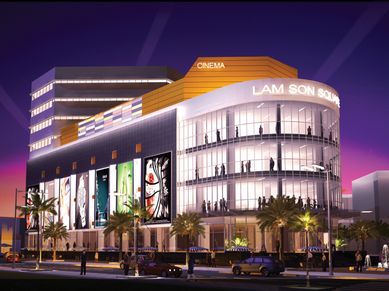 Trung tâm thương mại Lam Sơn Square